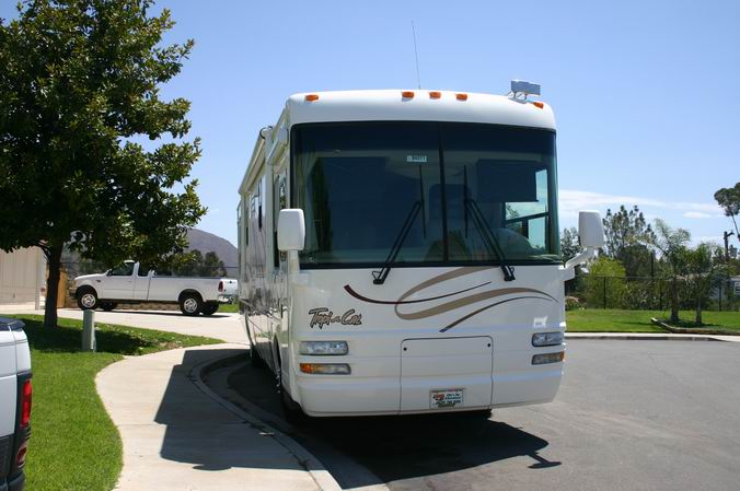 National Rv Tropical T370 Page 1 Index